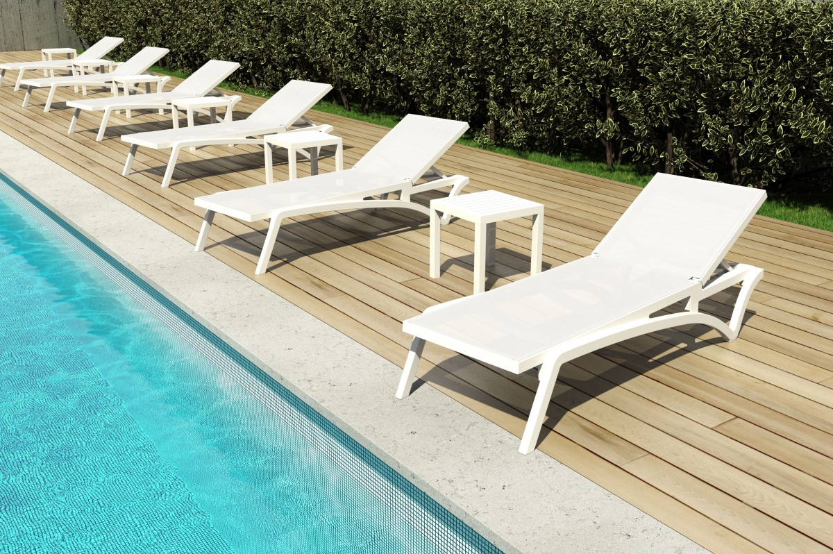 turquoise patio chairs rocker x gaming chair instructions pacific pool chaise lounge is here | outdoor blog cozydays
