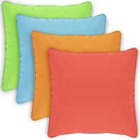 Pillow Cover Square Zippered Welted 24x24 Solids CPC24P ...