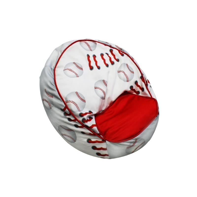 Baseball Bean Chair 31096  CozyDays