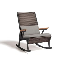 Gallery For > Modern Outdoor Rocking Chair