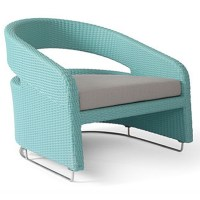 Lebello Club-6 Outdoor Club Chair