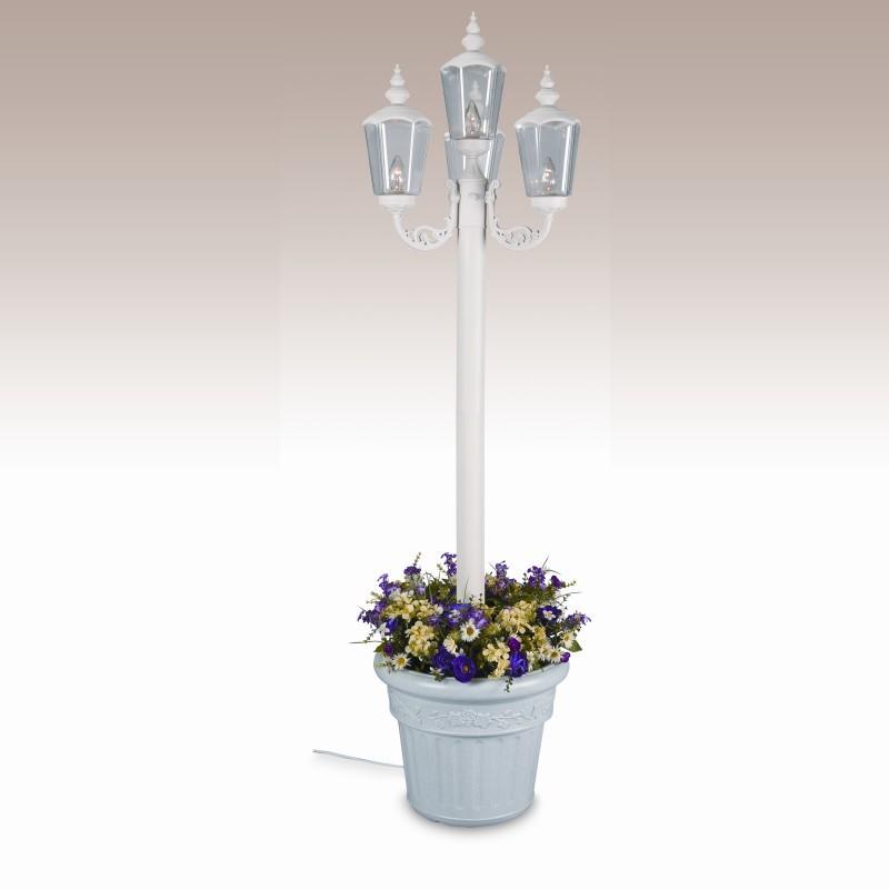 lantern pendant lights for kitchen wood playsets cambridge park style four planter patio lamp black