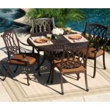 Carmel Cast Aluminum Outdoor Dining Set 5 Pc. Ca-7006-102