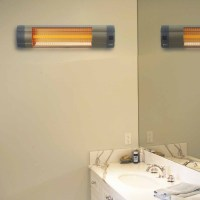 ELECTRIC BATHROOM CEILING HEATERS  Ceiling Systems