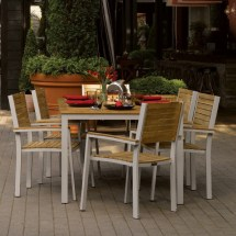 Teak Outdoor Patio Dining Sets