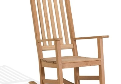 Wooden Rocking Chair Outdoor