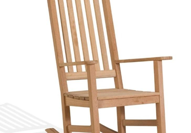 Wooden Rocking Chair Outdoor