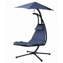 Outdoor Dream Chair Hanging Za The Original Indigo Blue Cozydays