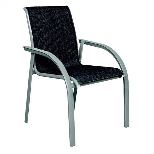 low back lawn chair bamboo dining chairs singo aluminum armchair 3110 cozydays