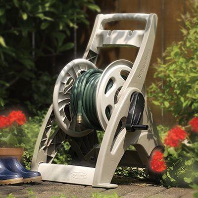 Hose Reels Suncast Automatic Decorative  CozyDays