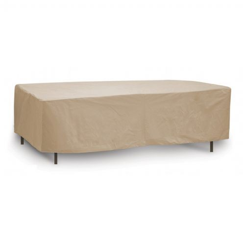 60 66 oval or rectangular outdoor patio table cover