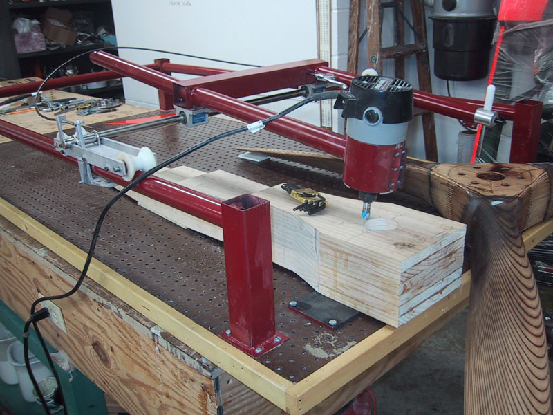 Wood Duplicator Machine