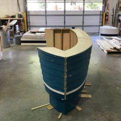 Nautical Kitchen Hardware Floor Tile Ideas Custom Shiplap Boat Bar Design | The Cozy Kitchens Group