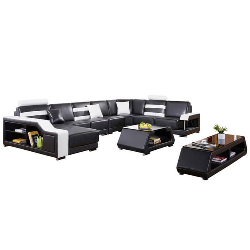 oversized u shaped sectional sofa