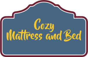 Cozy Matress and Bed Logo