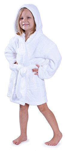 Diesel Boys Ultra Plush Fleece Bathrobe with Hood