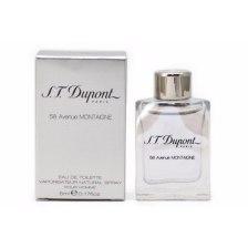 S.t. Dupont 58 Avenue Montaigne Pour Homme Eau De Toilette 5ml