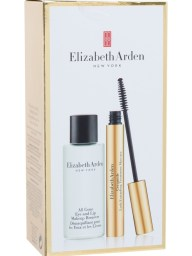 Elizabeth Arden Ceramide Mascara 7ml 01 Black Combo: Mascara 7 Ml + All Gone Makeup Remover 50 Ml