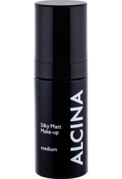 Alcina Silky Matt Makeup 30gr Spf15 Medium