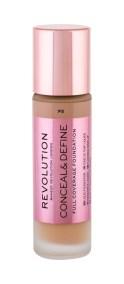 Makeup Revolution London Conceal Define Makeup 23ml F5