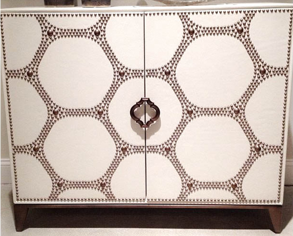 Key Shapes Trending at High Point, April 2013: Quatrefoil and Honeycombs/Hexagons