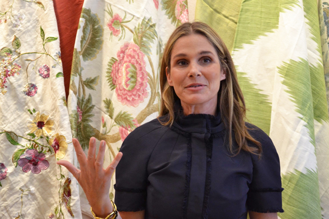 A Preview of Aerin Lauder's New AERIN Fabric Collection for Lee Jofa