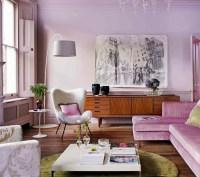 The Lilac Living Room   CozyStylishChic