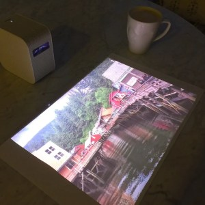 Sony Life Space UX Ultra Short Throw Projector