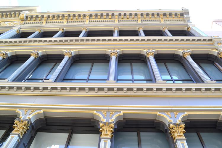 Macy's storefront - Salt Lake City