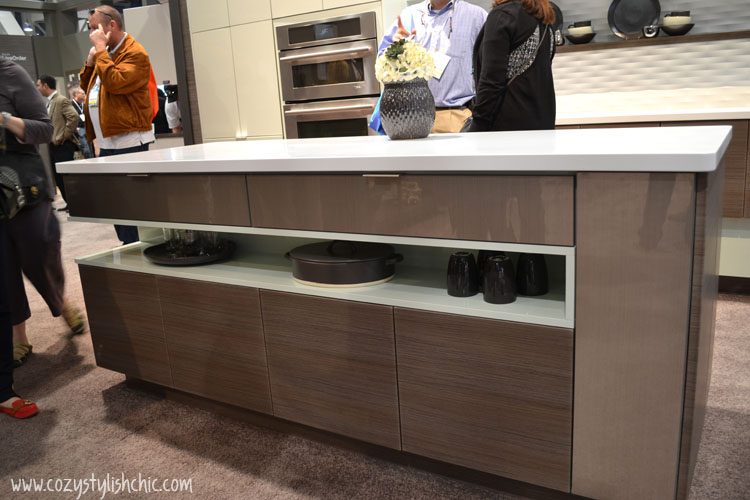 KBIS 2014 Top kitchen and bath trends - Omega cabinetry via www.cozystylishchic.com