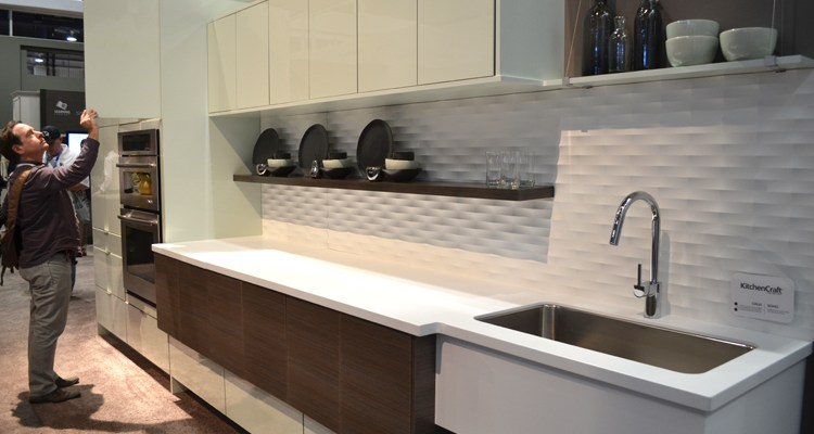 The 6 Top Kitchen and Bath Trends Seen at KBIS 2014
