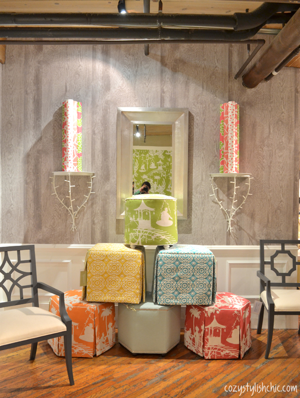 Thibaut High Point Showroom