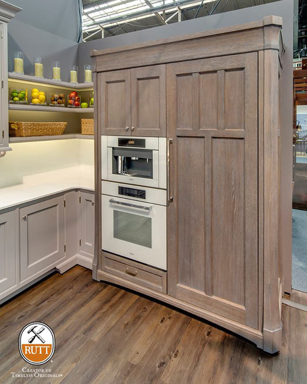 Luxury cabinetry - Ruskin Appliance Armoire