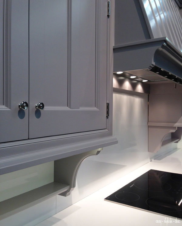 Luxury cabinetry -Ruskin by Rutt Cabinetry
