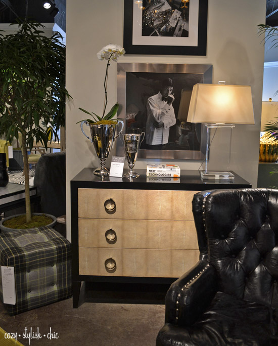 Sophisticated Man Room - Lillian August