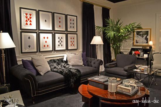The Sophisticated Man Room  CozyStylishChic
