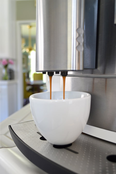 Miele CM 5200 espresso machine