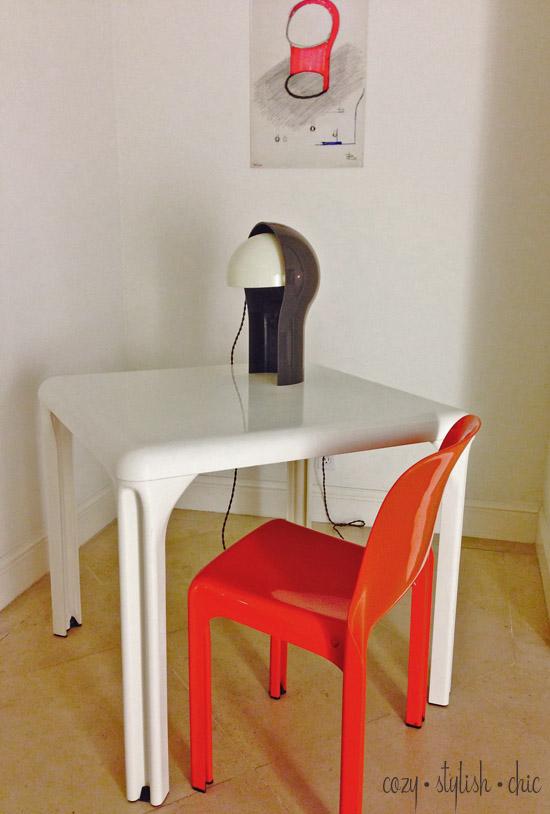 Vico Magistretti: The Living Environment
