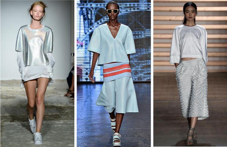 New York Fashion Week Spring/Summer 2015 Trends - Boxy Minimalism | Cozy•Stylish•Chic