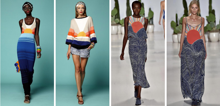NYFW SS2015 Trends - House of the Rising Sun