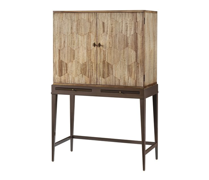 Honeycomb cabinet - Moore Councill
