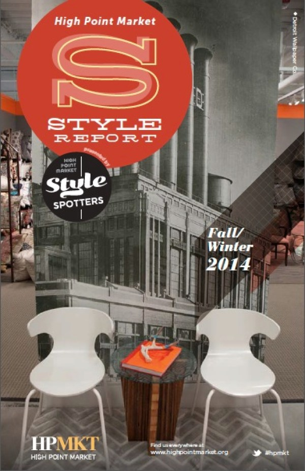 High Point Market Style Report Fall/Winter 2014