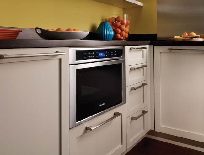 Thermador Freedom Induction Range via cozystylishchic.com