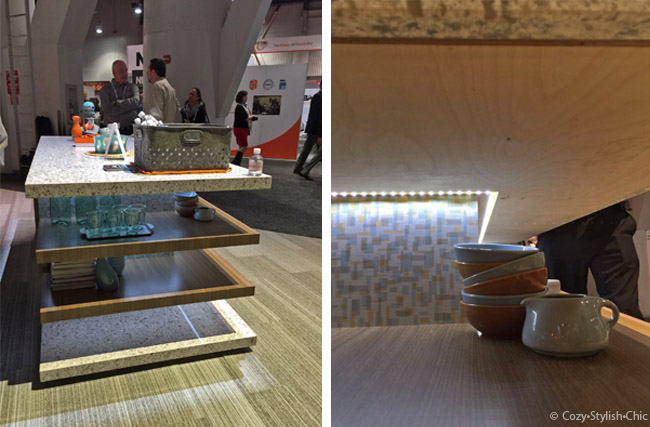 Wilsonart at KBIS 2015 | Cozy Stylish Chic