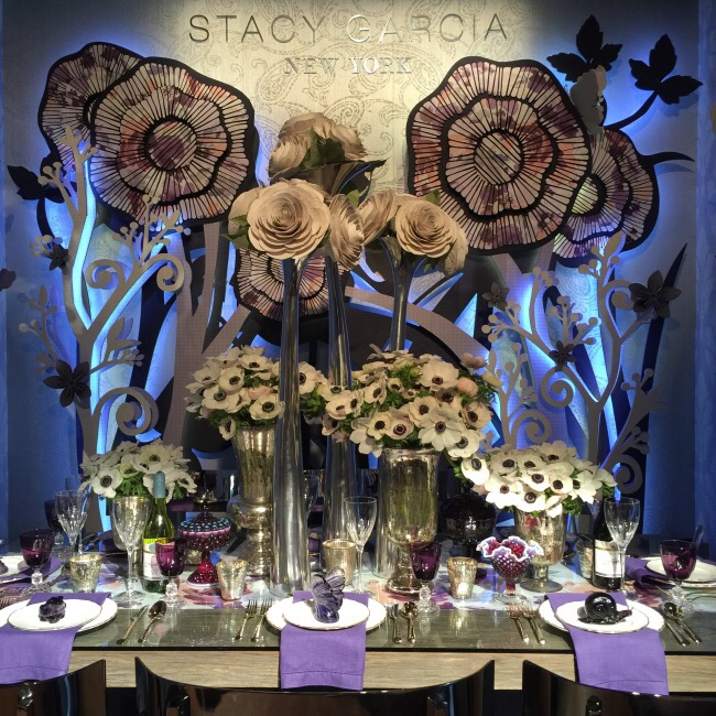 Stacy Garcia- DIFFA Dining By Design 2015