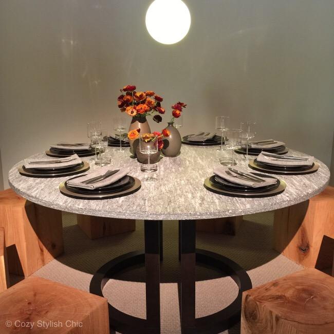 Calvin Klein Home-DIFFA Dining By Design 2015 #DBD2015