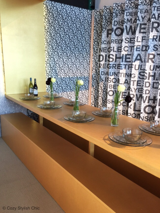 Pratt Institute - DIFFA Dining by Design