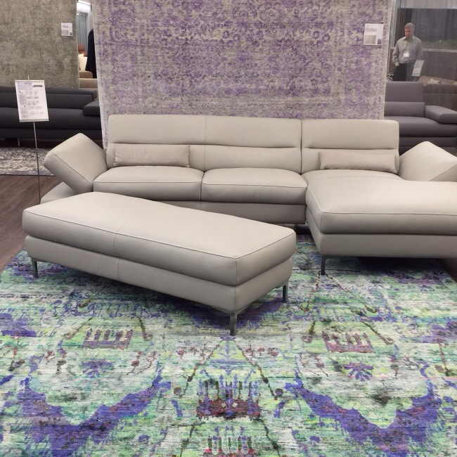 W. Schillig- Contemporary Seating and Rugs for Today's Living
