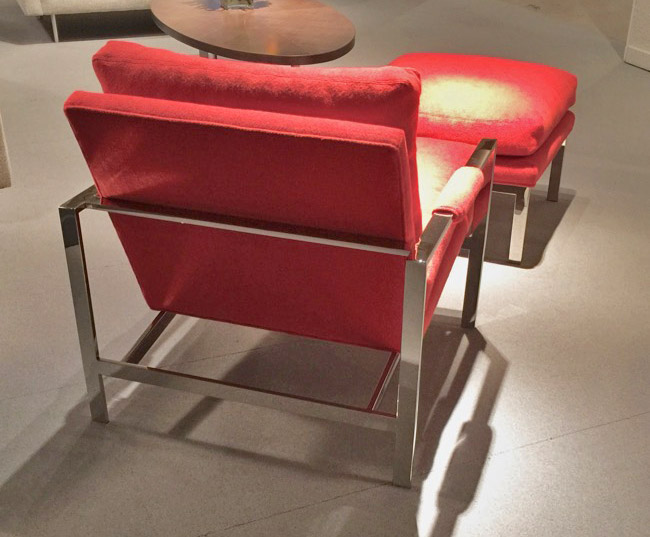 Chair back detailing - High Point Market trends, Fall 2016