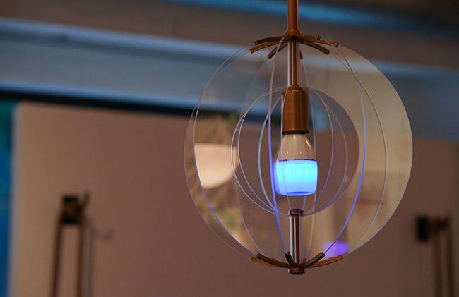 LED Bulb Speaker - SONY Life Space UX